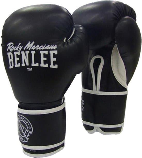 Bokshandschoenen Benlee Quincy 14oz zwart