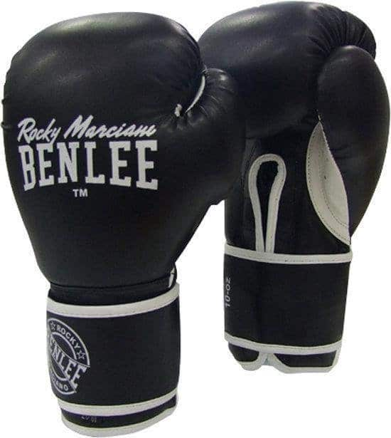 Gloves Benlee Quincy 10 oz Zwart