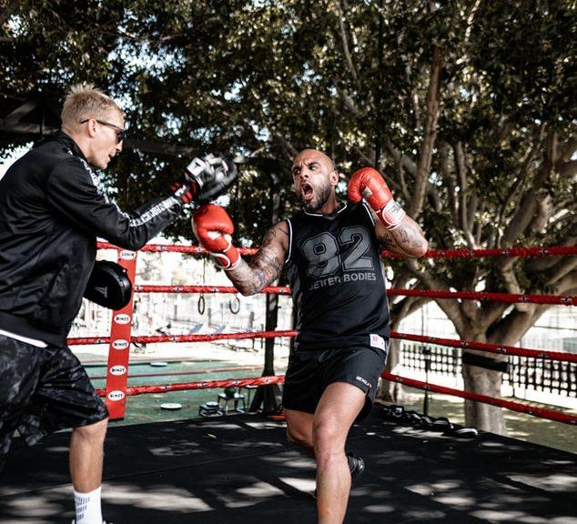 Boksboren: Behendigheidstraining voor boksvoetwerk