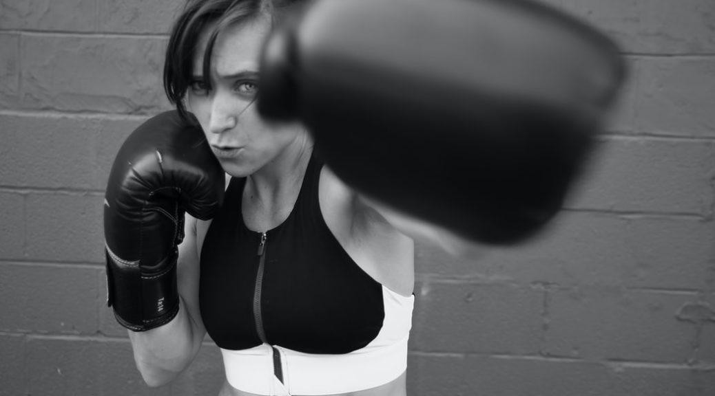 Gebruik van een Punch Shield voor bokstraining