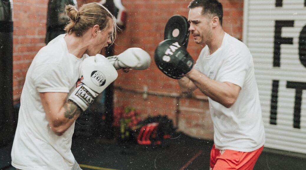 10 Arm Endurance Oefeningen voor boksen